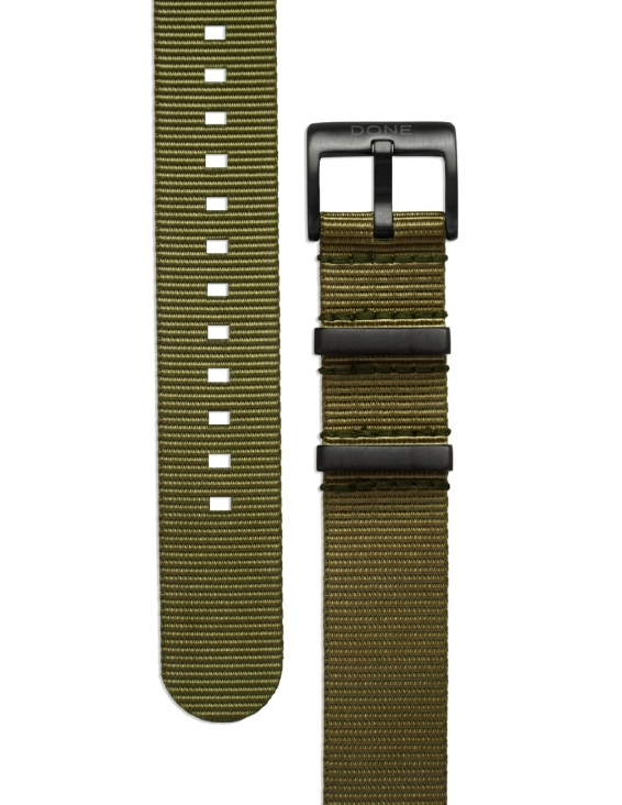 NATO Strap 20mm - Olive...