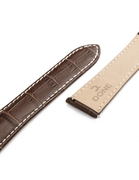 Bracelet 22/18mm - Cuir...