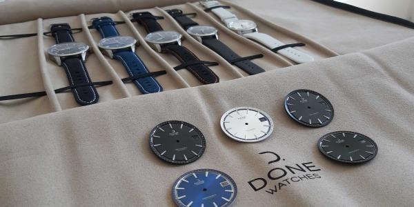 Nouveau prototype de montre automatique !